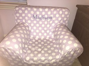 Pottery Barn Kids Anywhere chair and slipcover for Sale in Mansfield, TX