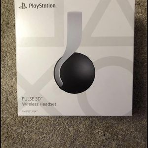 💥Brand New Sony Pulse 3D Wireless Headset (Open to all offers!) 💥 for Sale in Quantico, VA