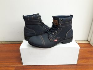 Levi's boots men sizes 8 to10 for Sale in Ontario, CA
