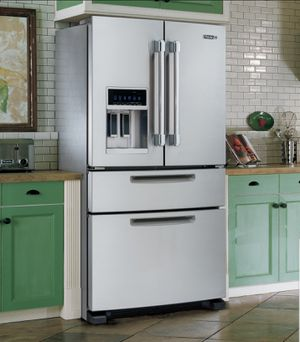 Viking RDFN536DSS Review: D3 Series French Door Refrigerator With Dual Drawers At Elite Appliance, for Sale in Riverside, CA