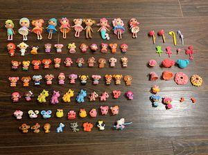 Lalaloopsy Mini Dolls Lot for Sale in Yuma, AZ