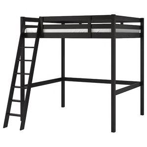 IKEA Stora Loft Bed & Mattress for Sale in Washington, DC