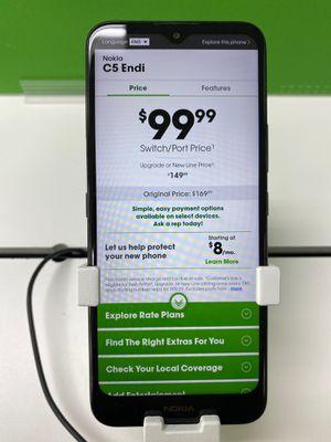 Nokia C5 Endi Read Description for Sale in Erie, PA