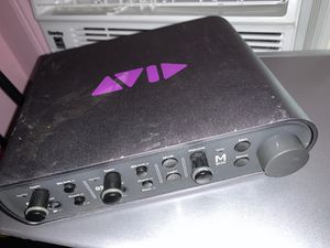 MBOX 3 avid music studio interface for Sale in Cicero, IL