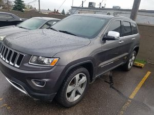 Jeep grand Cherokee 2015 4x4 for Sale in Dearborn Heights, MI