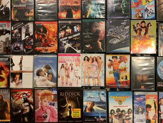 Various Action, Sci-fi, And Comedy DVDs for Sale in Kirkland,  WA