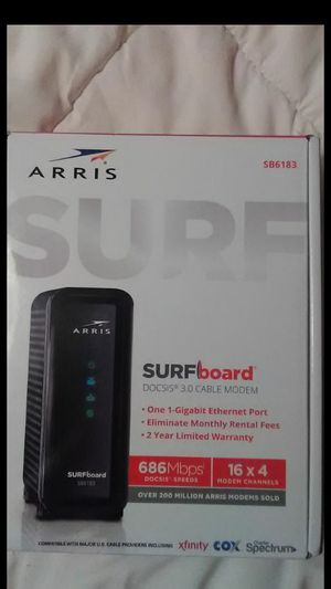 Cable modem for Sale in Indianapolis, IN