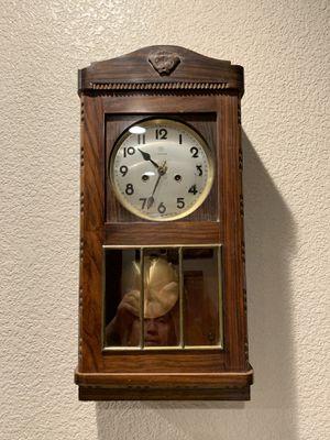 Antique Junghans Wall clock for Sale in Elk Grove, CA