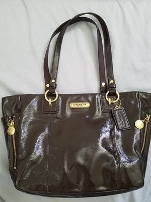 Coach Brown Leather Bag for Sale in Woodbridge, VA