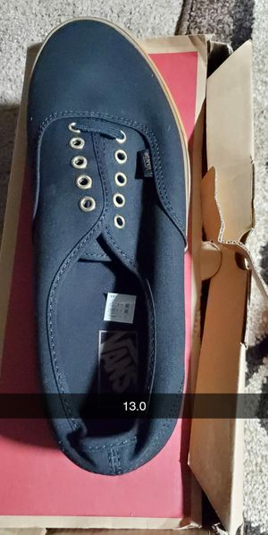new vans , size 13 for Sale in Portland, OR
