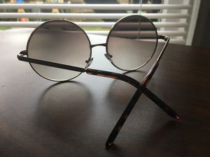 Hobo Oversized Round Fashion Sunglasses with Tortoise Shell Tips for Sale in Houston, TX