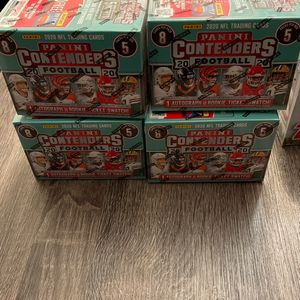 Panini Contenders Football Blaster Box for Sale in Lake in the Hills, IL