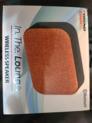 Bluetooth speaker for Sale in Escondido, CA