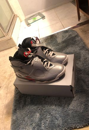 Jordan 8 Retro Reflections of a Champion, worn once, Great condition for Sale in Oakland, CA
