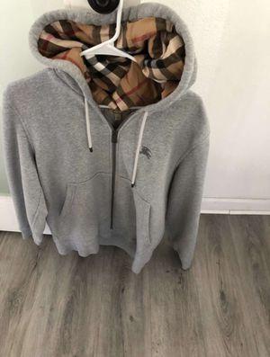 Burberry hoodie for Sale in Los Angeles, CA