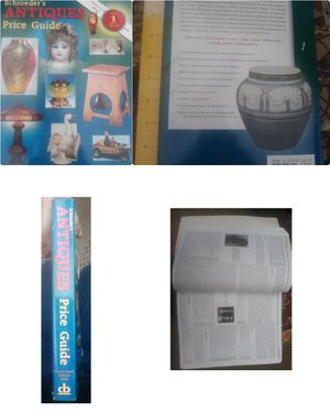2004 addition antiques price guide for Sale in Kennewick, WA