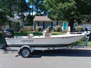1987 boston whaler montauk for Sale in Newport News, VA