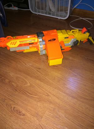nerf mini gun for Sale in Hickory Hills, IL