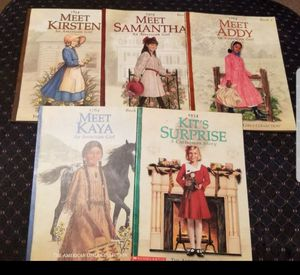 American Girl books set of 5 for Sale in Murfreesboro, TN