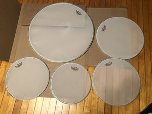 Remo SilentStroke Drum Skins for Sale in Chicago, IL