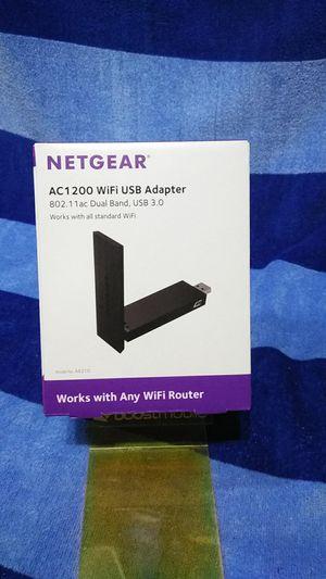 Netgear AC1200 WIFI USB Adapter for Sale in Saint Joseph, MO