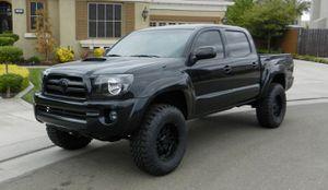 Toyota Tacoma Good BLACK for Sale in Buffalo, NY