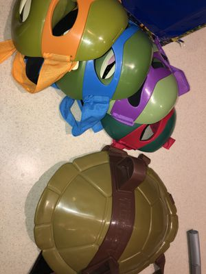 Ninja Turtles Bundle for Sale in Tolleson, AZ