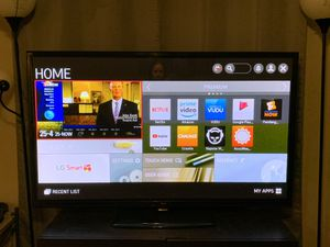 "LG 60"" Smart TV for Sale in Victoria, TX"