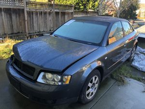 Parting out Audi A4 for Sale in Everett, WA