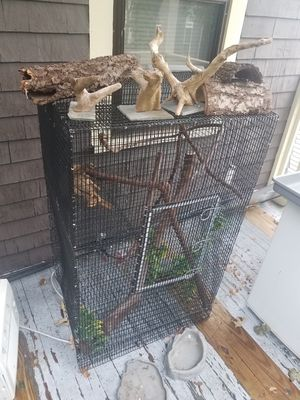 Large pet cage for Sale in Boston, MA