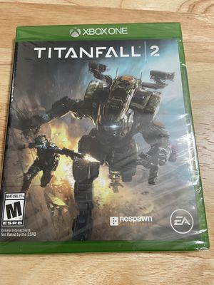 Titanfall 2 Xbox One for Sale in San Bernardino, CA