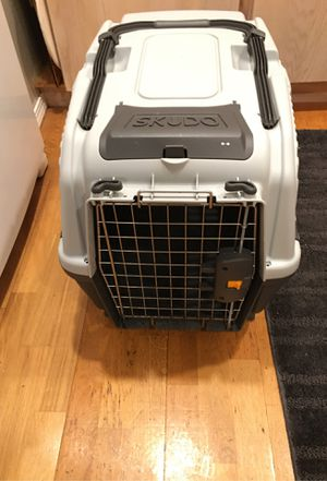 SKUDO dog crate for Sale in Mountlake Terrace, WA