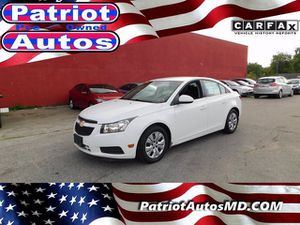 2011 Chevrolet Cruze for Sale in Baltimore, MD