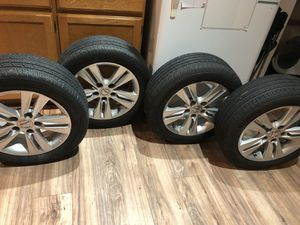 2013 Acura ILX 16' stock rims and tires for Sale in Spanaway, WA