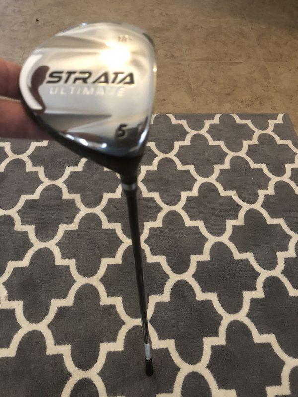 Strata by Callaway golf clubs
