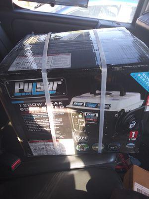 Pulsar 2stroke generator for Sale in Modesto, CA