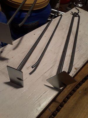 """12"""" Peg board Hooks ( set of 4 ) for Sale in Eldersville, PA"""
