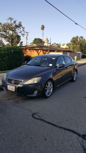 2007 LEXUS is250 for Sale in Chino, CA