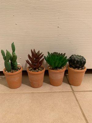 Mini fake plants for Sale in Houston, TX