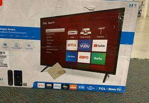 "Brand New TCL ROKU 32"" Smart Tv! Open box w/ warranty QQ for Sale in Austin, TX"