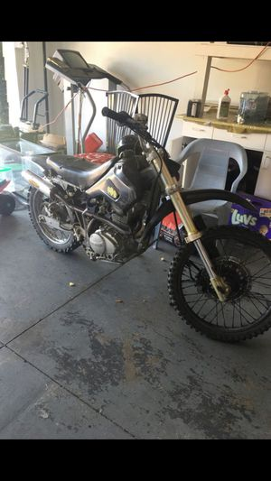 Dirt bike for trade for Sale in Corona, CA