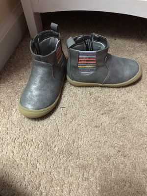 Toddler Girl Boots/Shoes size 10 for Sale in Brentwood, NC
