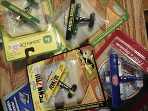Toy planes gearbox toys and collectible for Sale in Federal Way, WA
