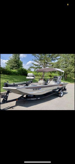 1997 bass tracker pro team 18 for Sale in Downingtown, PA