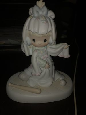 """Precious Moments 1988 Collection """"Someday My Love"""" Figurine***Local Pickup Only*** for Sale in Stockton, CA"""