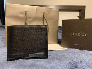 Gucci Leather Wallet for Sale in Torrance, CA