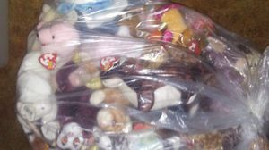 Original Beanie Babies w tags (Mcdonalds Editions Included) for Sale in Lansdale, PA
