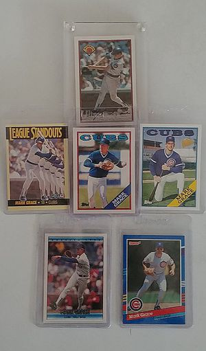 $5 OBO for all 6 cards for Sale in Las Vegas, NV