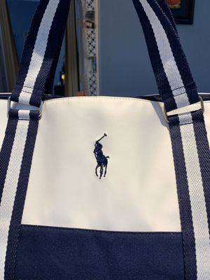 New Polo canvas tote bag for Sale in Thornton, CO