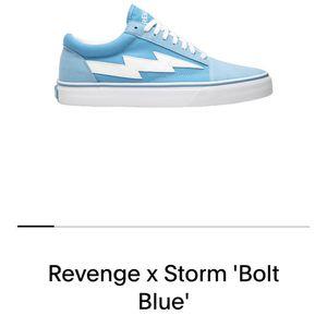 """Revenge Storm """"bolt Blue"""" Vans for Sale in Huntington Beach, CA"""